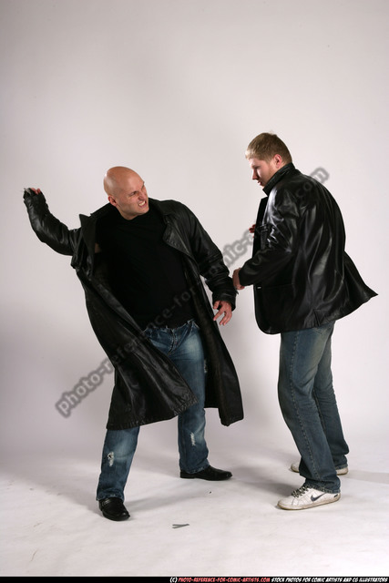 Adult Athletic White Fighting with knife Fight Jacket Men