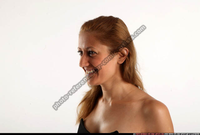 Woman Adult Athletic White Facial expressions Detailed photos Casual