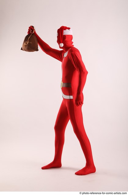 Man Adult Average Another Neutral Standing poses Casual