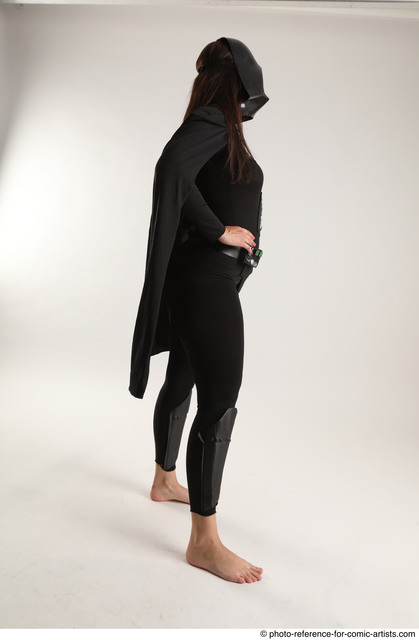 Woman Adult Average White Daily activities Standing poses Coat