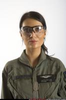 trooper, glasses