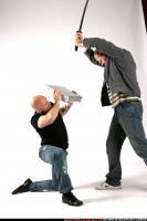 FIGHT SUITCASE VS KATANA 06