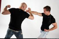 FIGHT PUNCH BLOCK 02