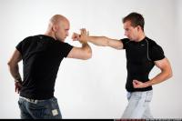 FIGHT PUNCH BLOCK 00