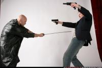 FIGHT KATANA VS GUNS 10