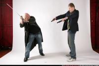 FIGHT KATANA VS GUNS 02