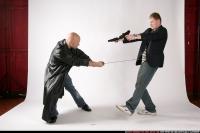 FIGHT KATANA VS GUNS 03