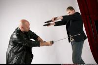 FIGHT KATANA VS GUNS 09