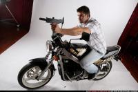 BIKER2 SHOOTING FRONT UZI 01.jpg