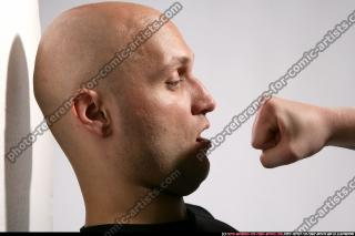 FIST IN FRONT OF FACE 03