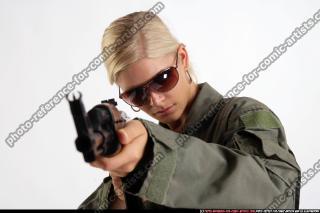 CLOSE UP ARMY AIMING AK FEMALE 01.jpg