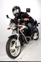 2009 01 BIKER RIDING HELMET 00