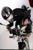 2009 01 BIKER RIDING HELMET 05