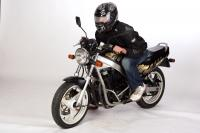 2009 01 BIKER RIDING HELMET 06