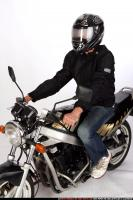 2009 02 BIKER RIDING HELMET2 03