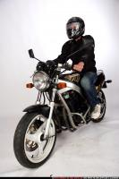 2009 02 BIKER RIDING HELMET2 02