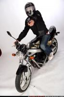 2009 06 BIKER SHOOTING SIDE 00