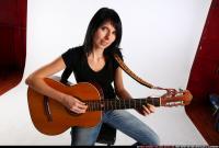 2010 01 SILVIA PLAYING GUITAR 08