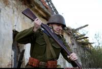 WW2 FINISHING WITH BAYONET 05