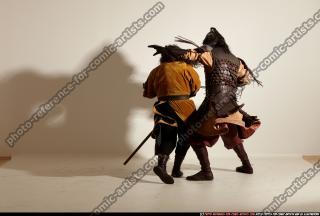 2011 09 MEDIEVAL FIGHT SMAX CUT THROAT 058