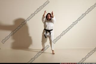 2011 09 MICHELLE SMAX KARATE POSE4 03