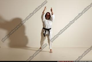 2011 09 MICHELLE SMAX KARATE POSE4 04