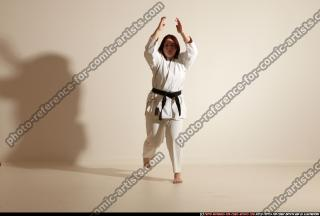 2011 09 MICHELLE SMAX KARATE POSE4 05