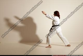 2011 09 MICHELLE SMAX KARATE POSE4 25
