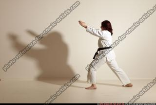 2011 09 MICHELLE SMAX KARATE POSE4 26