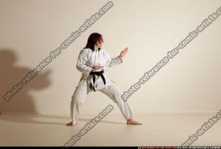 2011 09 MICHELLE SMAX KARATE POSE4 40