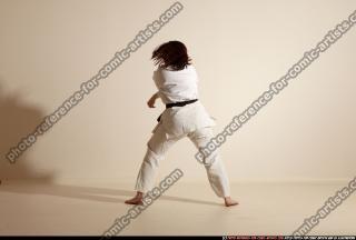2011 09 MICHELLE SMAX KARATE POSE4 85