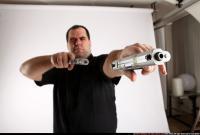 2012 02 MOBSTER DUAL GUNS POSE1 13