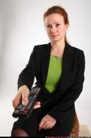 2012 03 NADIYA SITTING TV REMOTE CONTROL 09