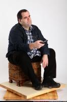 2012 03 REDNECK SITTING TV REMOTE CONTROL 01