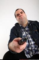 2012 03 REDNECK SITTING TV REMOTE CONTROL 09