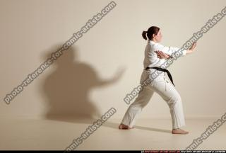 2012 03 MICHELLE SMAX KARATE POSE 11 000