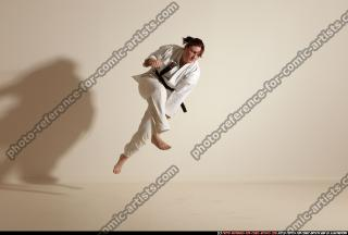 2012 03 MICHELLE SMAX KARATE POSE 11 020