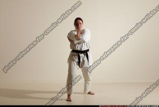2012 03 MICHELLE SMAX KARATE POSE 11 032