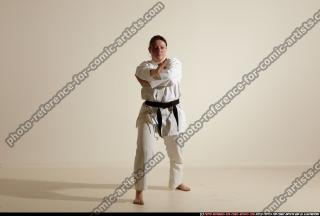 2012 03 MICHELLE SMAX KARATE POSE 11 033
