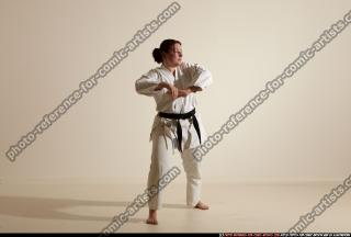 2012 03 MICHELLE SMAX KARATE POSE 11 035
