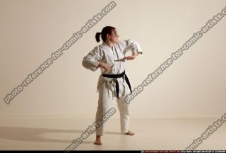 2012 03 MICHELLE SMAX KARATE POSE 11 036