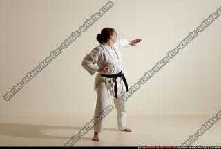 2012 03 MICHELLE SMAX KARATE POSE 11 038
