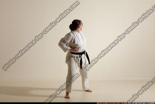 2012 03 MICHELLE SMAX KARATE POSE 11 040