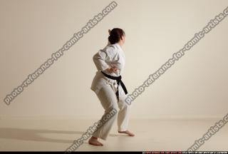2012 03 MICHELLE SMAX KARATE POSE 11 043