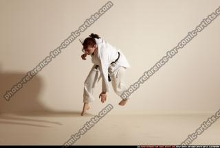 2012 03 MICHELLE SMAX KARATE POSE 11 051
