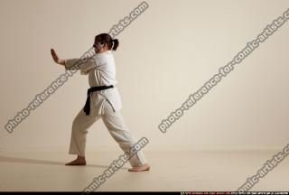 2012 03 MICHELLE SMAX KARATE POSE 11 062