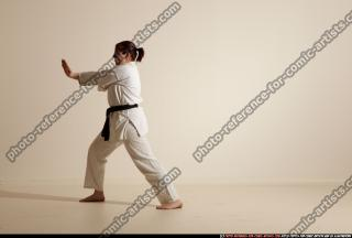 2012 03 MICHELLE SMAX KARATE POSE 11 063