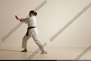 2012 03 MICHELLE SMAX KARATE POSE 11 064