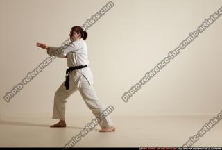 2012 03 MICHELLE SMAX KARATE POSE 11 065