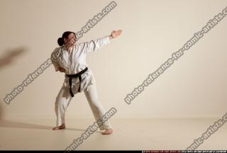 2012 03 MICHELLE SMAX KARATE POSE 11 073